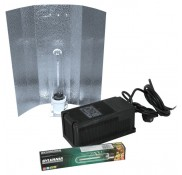 Kit 600w Eti 2 - Reflector Stuco+bombilla